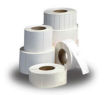 Stock Roll Labels